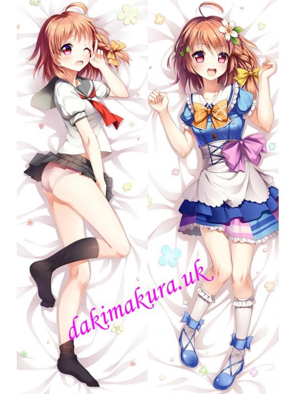 Chika Takami - Love Live Sunshine Anime Dakimakura Japanese Hug Body Pillow Cover