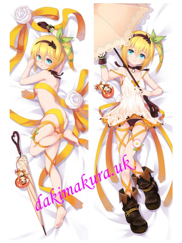 Edna - Tales of Zestiria Full body pillow anime waifu japanese anime pillow case