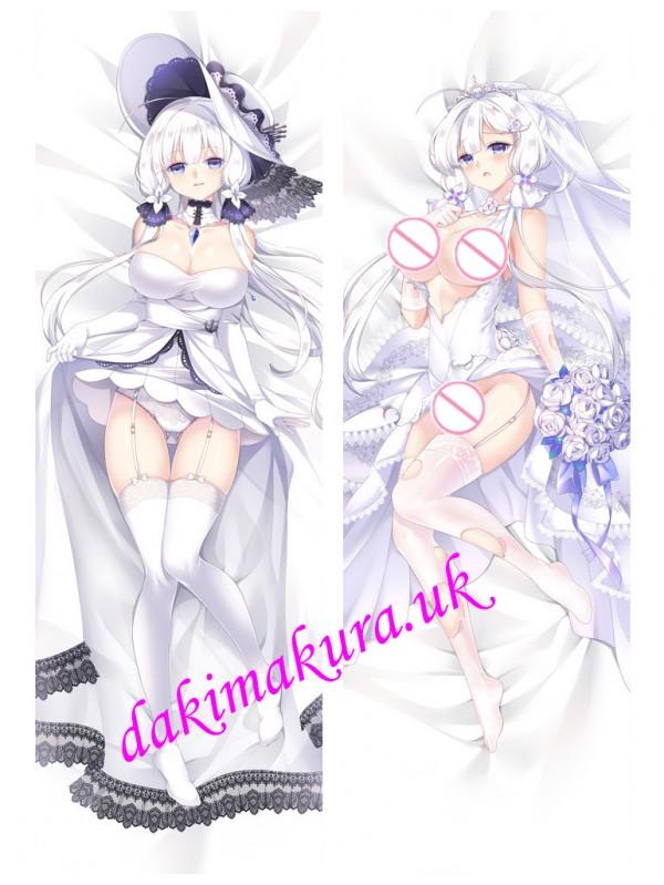 HMS Illustrious - Azur Lane Anime Dakimakura Best Hugging Body Pillow Cover