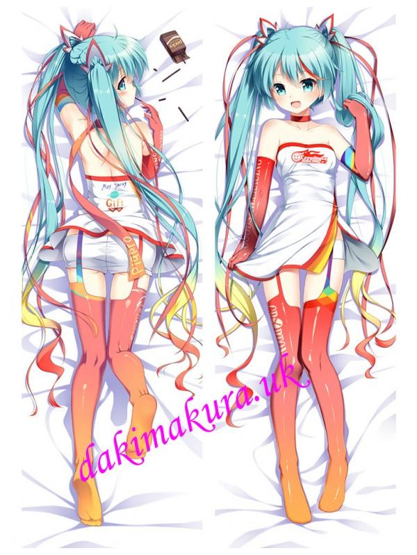 Hatsune Miku - Vocaloid Anime Dakimakura Japanese Hug Body Pillow Cover