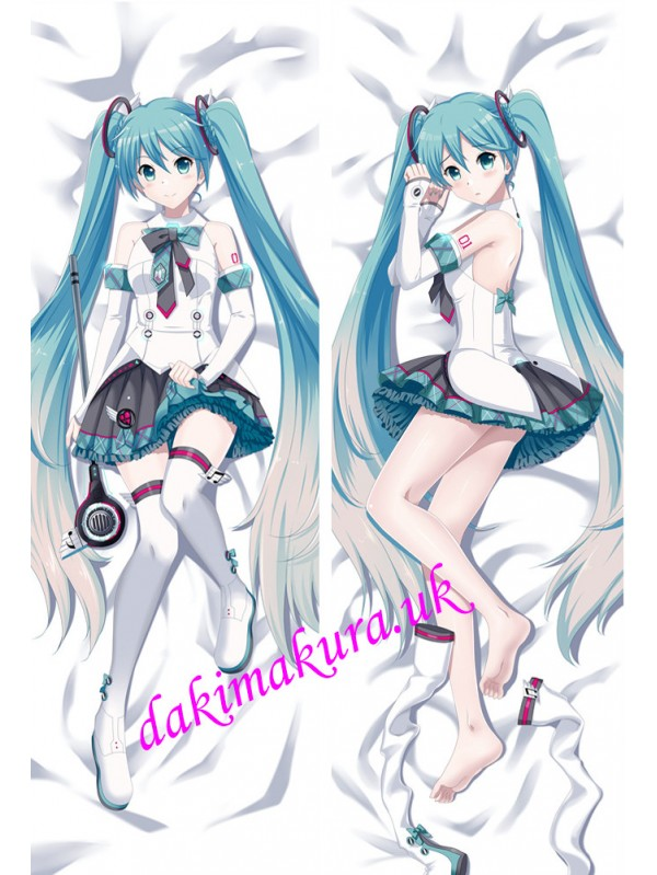 Hatsune Miku - Vocaloid Anime Dakimakura Japanese Hugging Body Pillow Case