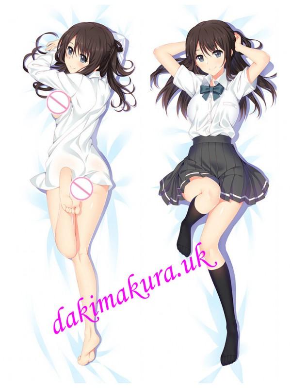 Hikari Tsuneki - Seiren Anime Dakimakura Japanese Hugging Body Pillow Covers