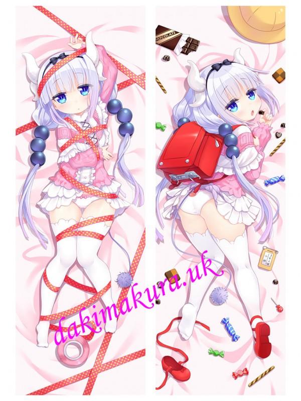 Kanna Kamui - Miss Kobayashi's Dragon Maid Anime Dakimakura Japanese Hugging Body Pillow Cover