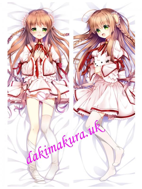 Kotori Kanbe - Rewrite Anime Dakimakura Japanese Hugging Body Pillow Cover